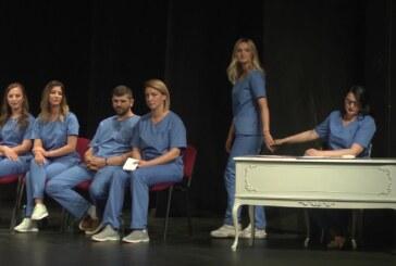 """""""Maske koje život znače"""": Klinički centar Niš i Kovid bolnica Kruševacobeležili Međunarodni dan medicinskih sestara i tehničara"""
