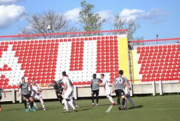 Trajal izgubio od novosadskog Kabela sa 1:0