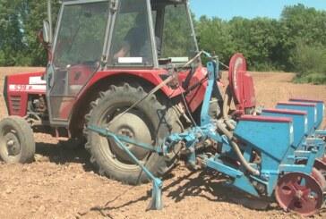 Nepovoljne vremenske prilike odložile početak setve kukuruza