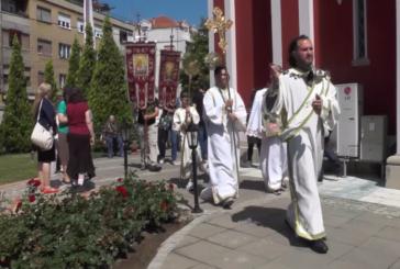 Liturgijom u kruševačkim crkvama obeležena gradska slava – Sveta Trojica