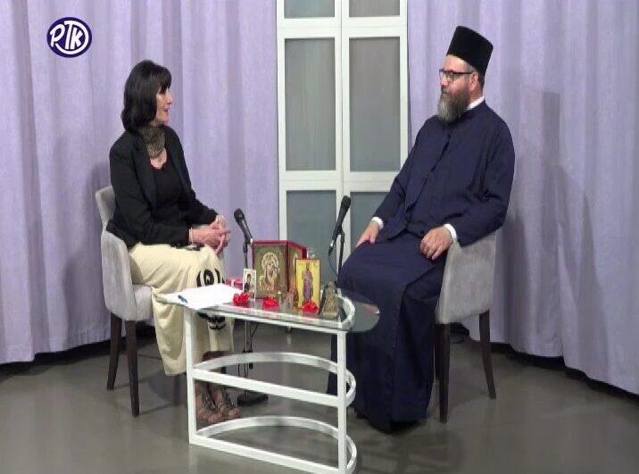"""U susret Vidovdanu – gost """"Svetosavske bašte"""" starešina crkve Lazarice, sveštenik Željko Marković"""