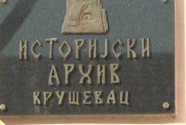 Istorijski arhiv Kruševac u programu obeležavanja 650 godina Kruševca
