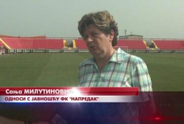 Fudbaleri Napretka u nedelju idu u Makedoniju na pripreme