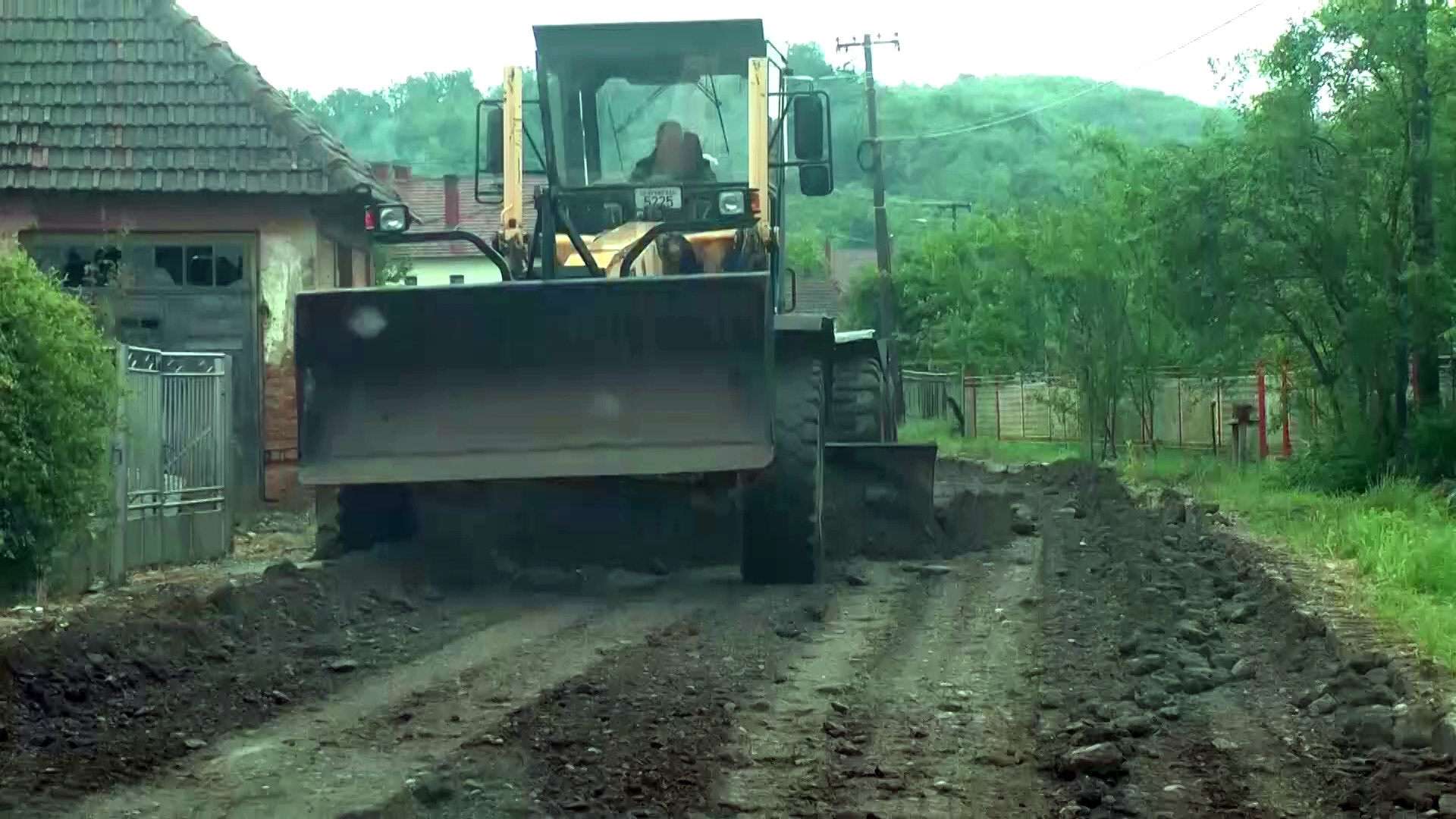 Građevinski radovi na području Kruševca i okolnih sela