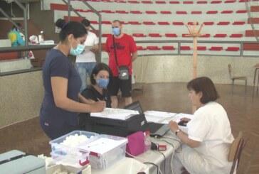 I danas imunizacija u Hali sportova