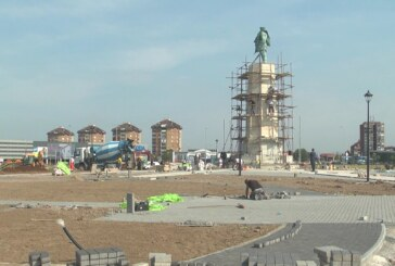 Na Starom aerodromu uskoro Lazarev park
