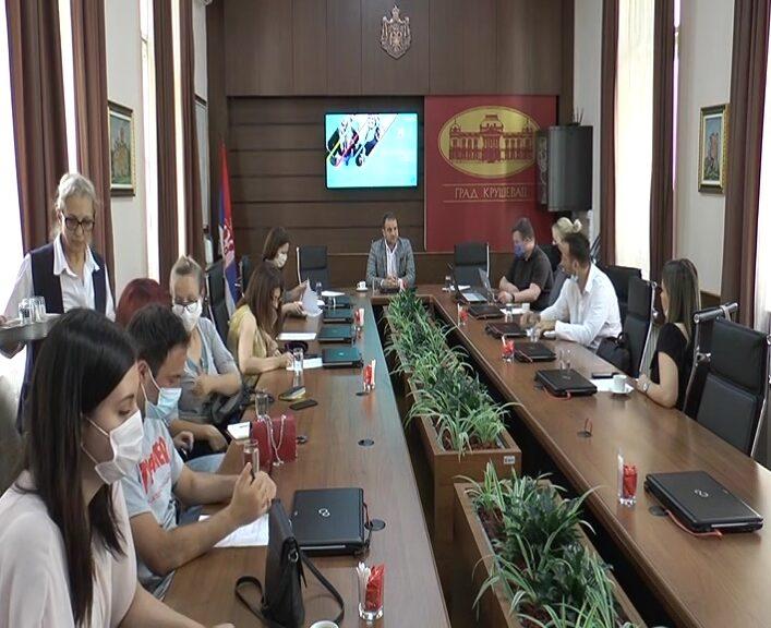 U Gradskoj upravi održana druga sednica Saveta za mlade