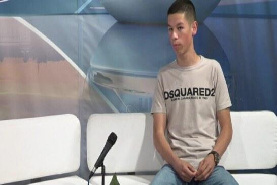 Miloš Milenković – pobednik državnog prvenstva u trekingu u konkurenciji juniora
