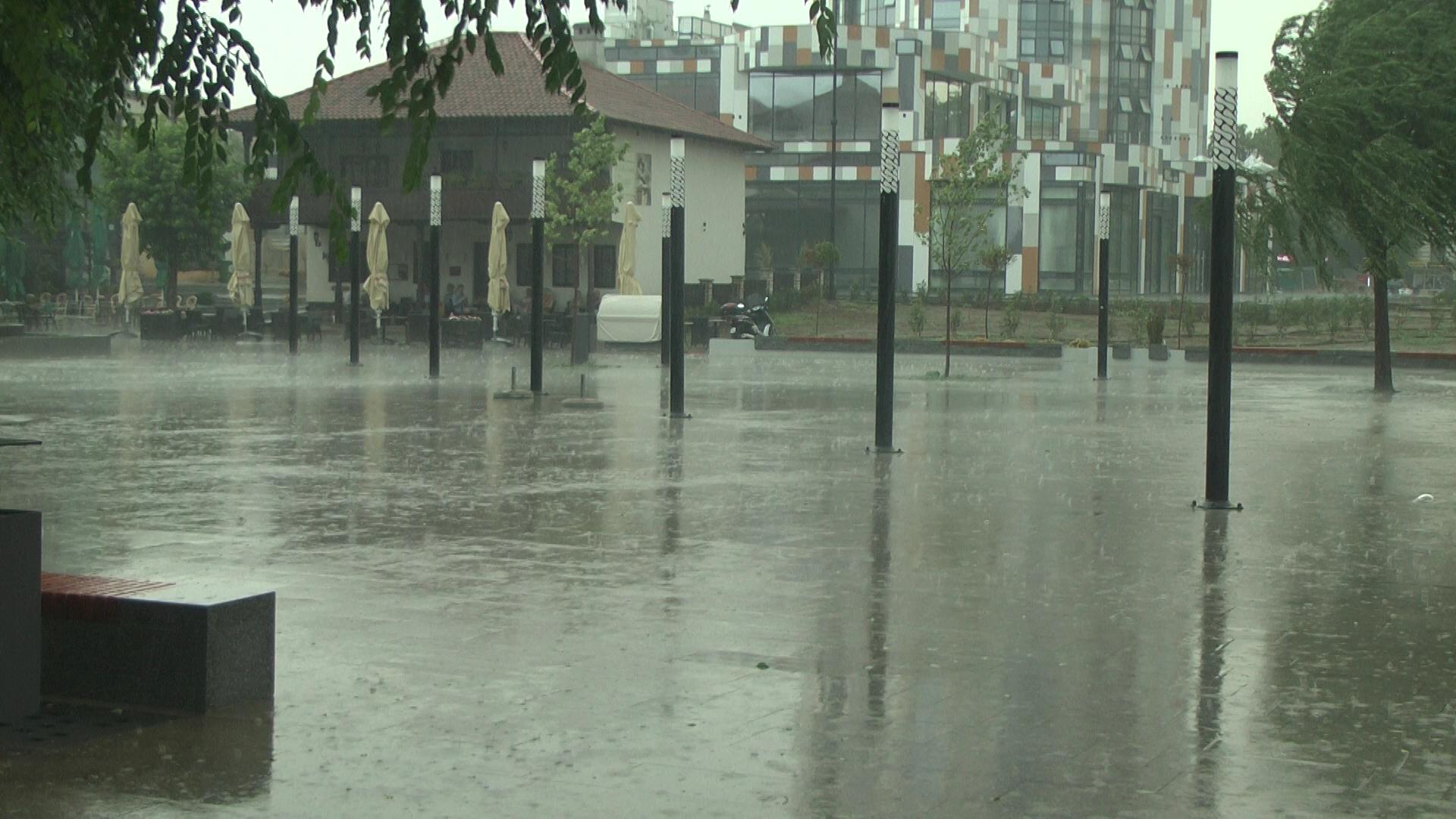 Kratkotrajno nevreme u Kruševcu nije donelo očekivano osveženje