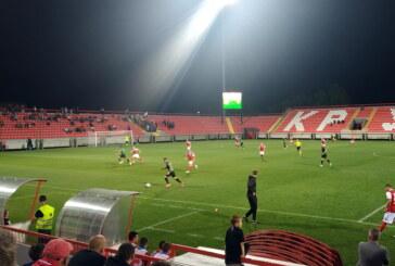 Napredak u Kruševcu savladao ekipu Kolubare sa 3:0