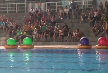 """Održano prvo veče sportskog nadmetanja """"Dođi, učestvuj, pobedi"""" na otvorenim bazenima"""