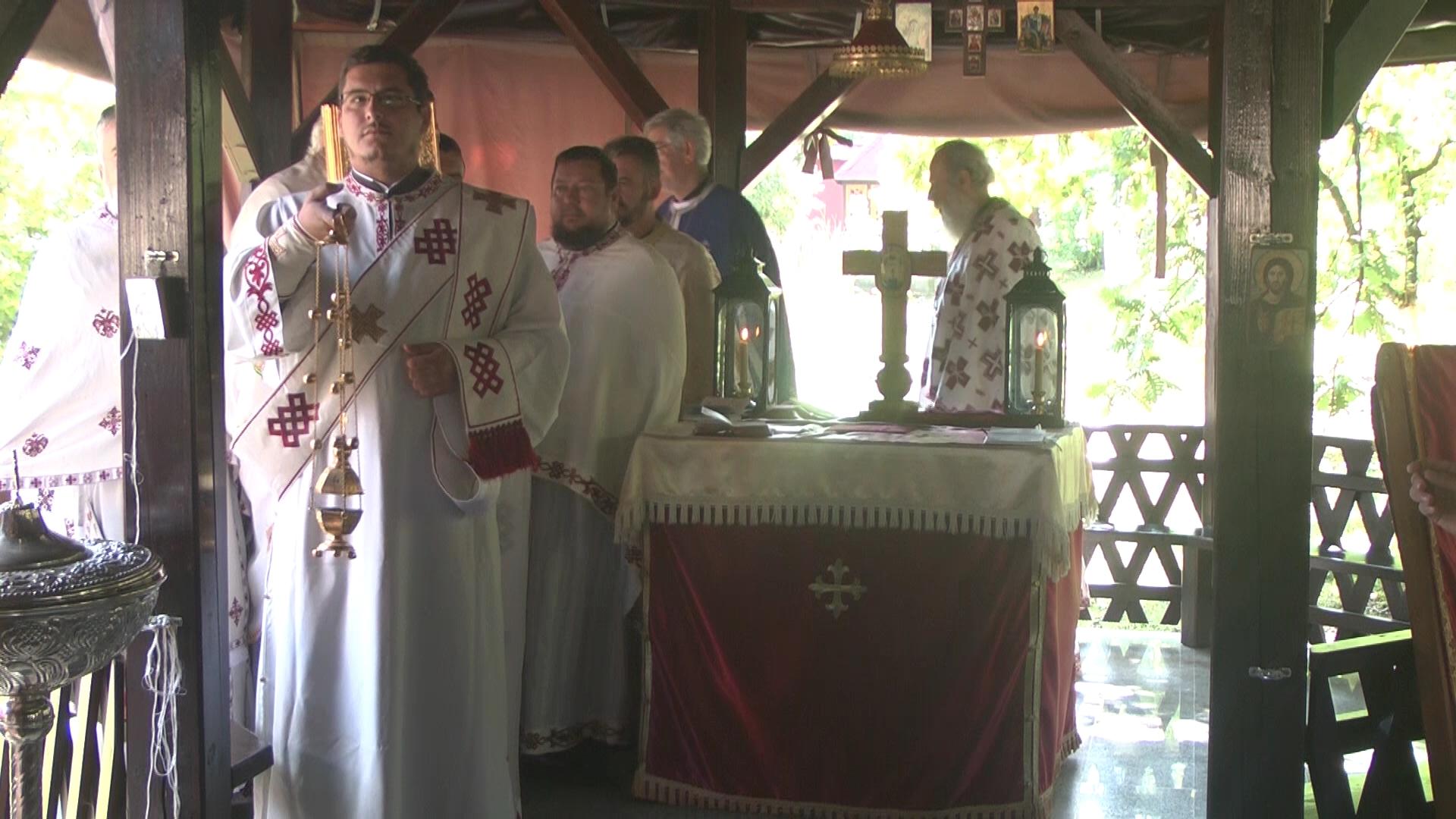 U Manastiru Svetog Luke u Bošnjanu proslavljen Sveti Prokopije