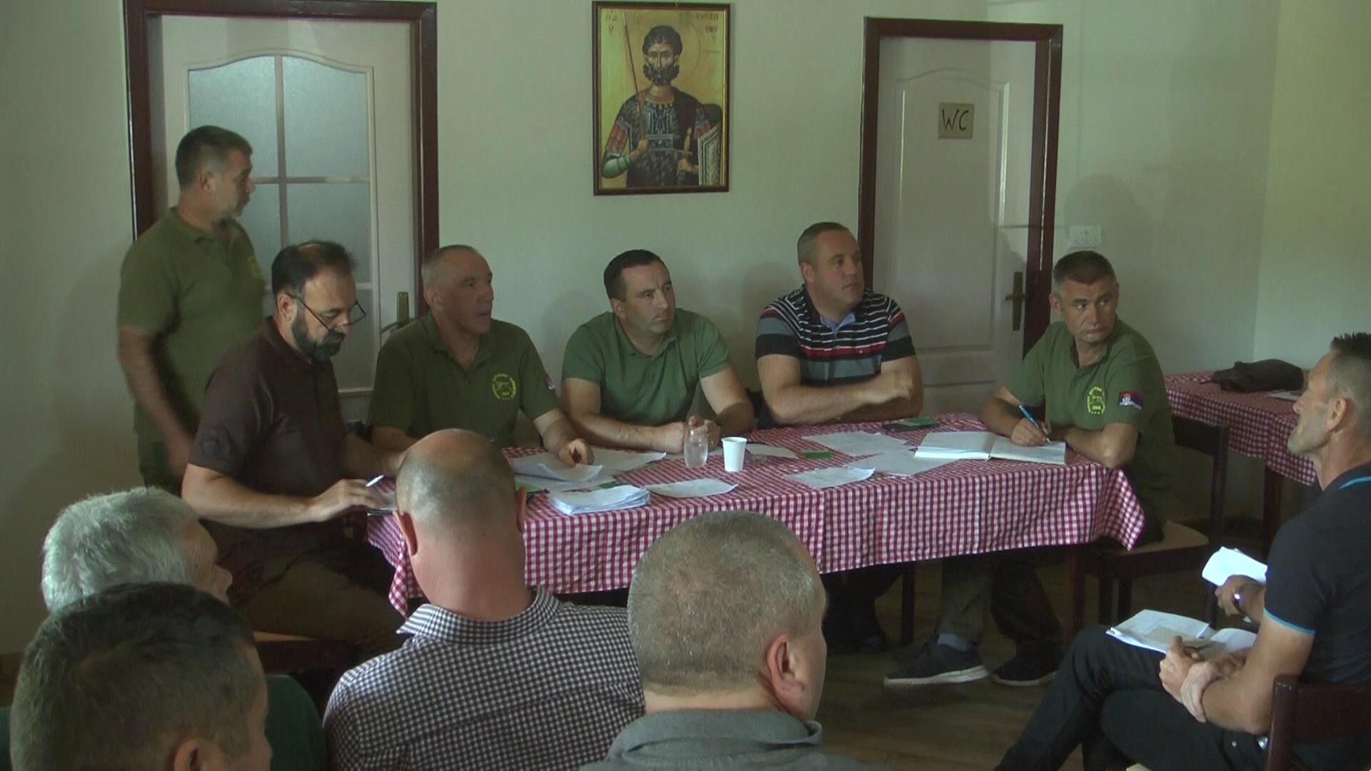 Održana Izborna skupština Lovačkog udruženja Kruševac – i u narednom periodu predsednik Dragoslav Milutinović