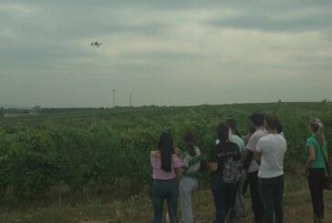 Studenti Poljoprivrednog fakulteta u Kruševcu – upoznavanje sa primenom drona u poljoprivredi