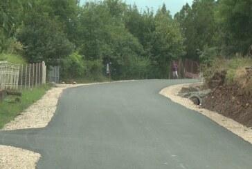 U Globoderu završeno asfaltiranje puta