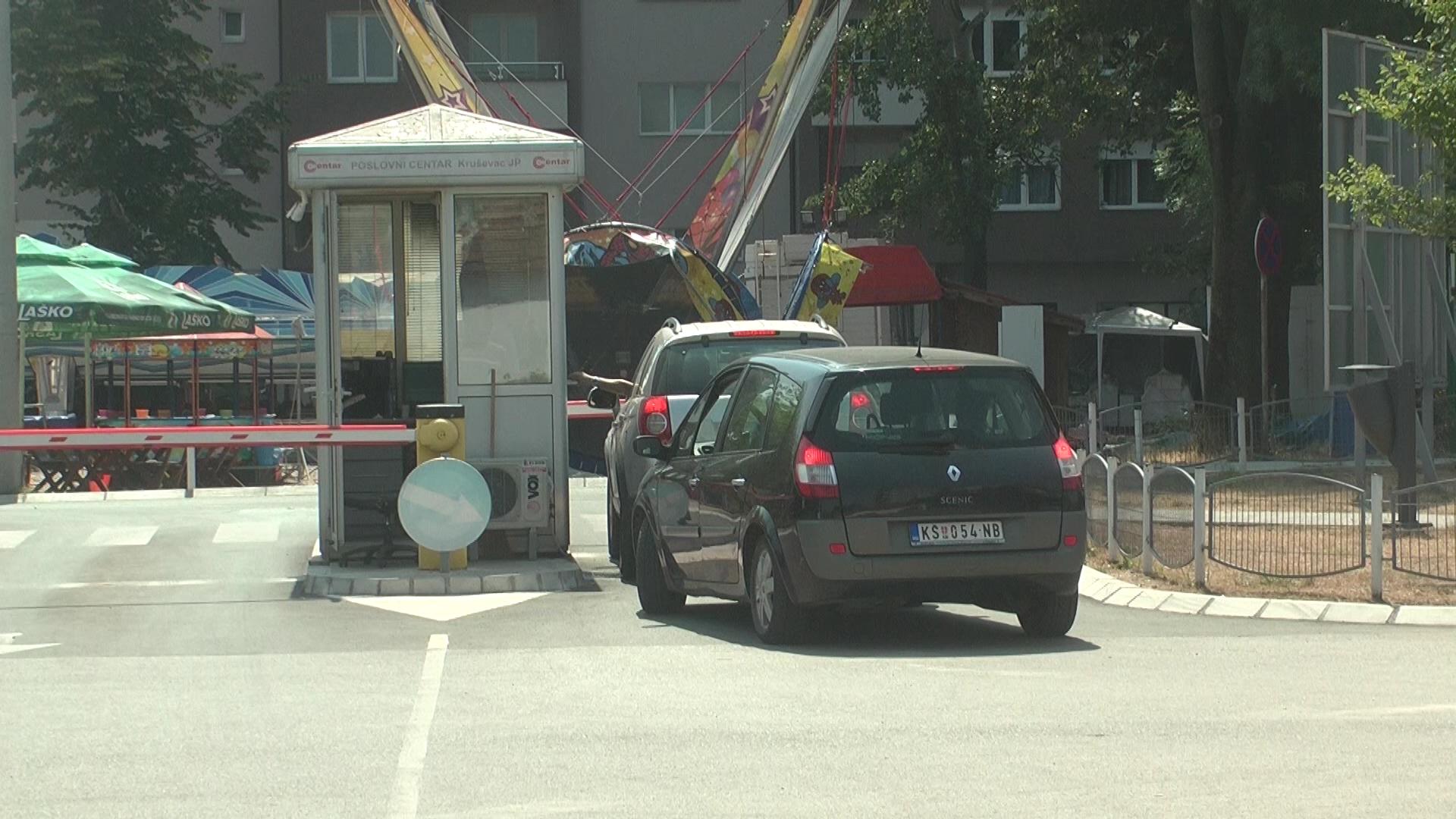 Nove cene parking mesta u gradu