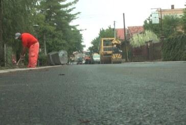 Završetak radova na trotoaru u Ulici Petra Kočića u Pejtonu