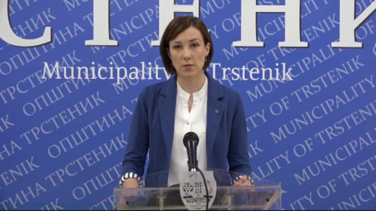 Predsednica opštine Trstenik Milena Turk najavila rešavanje problema na kružnom toku u Osaonici
