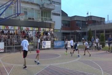 U Trsteniku se održava deseti Streetball challenge Trstenik2021