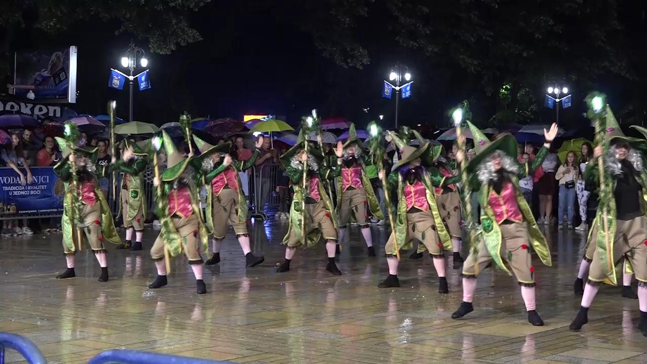 U Vrnjačkoj Banji održan 17. Karneval