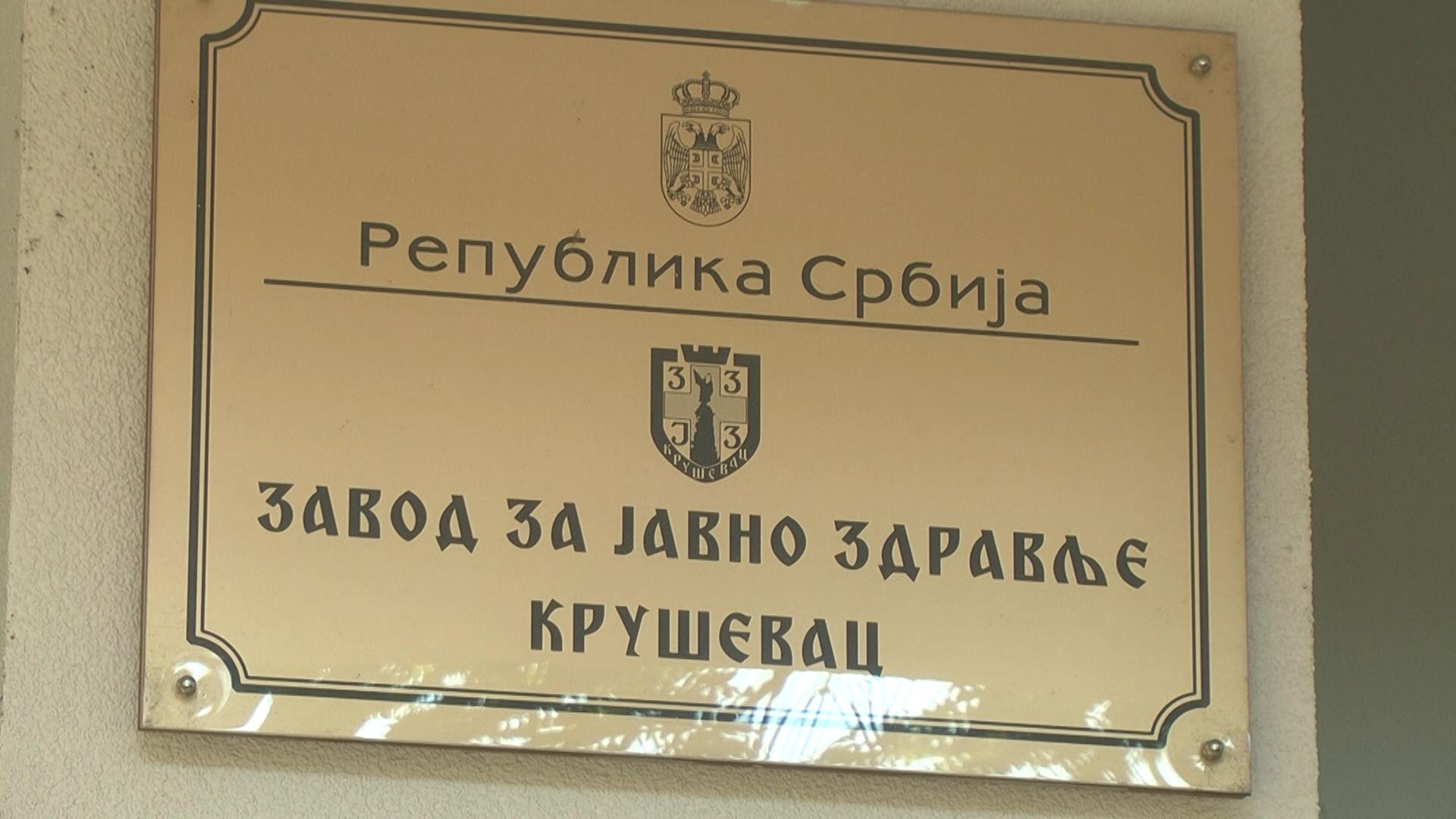 Prema poslednjim podacima u Rasinskom okrugu na koronavirus pozitivno još 19 lica – u Kruševcu