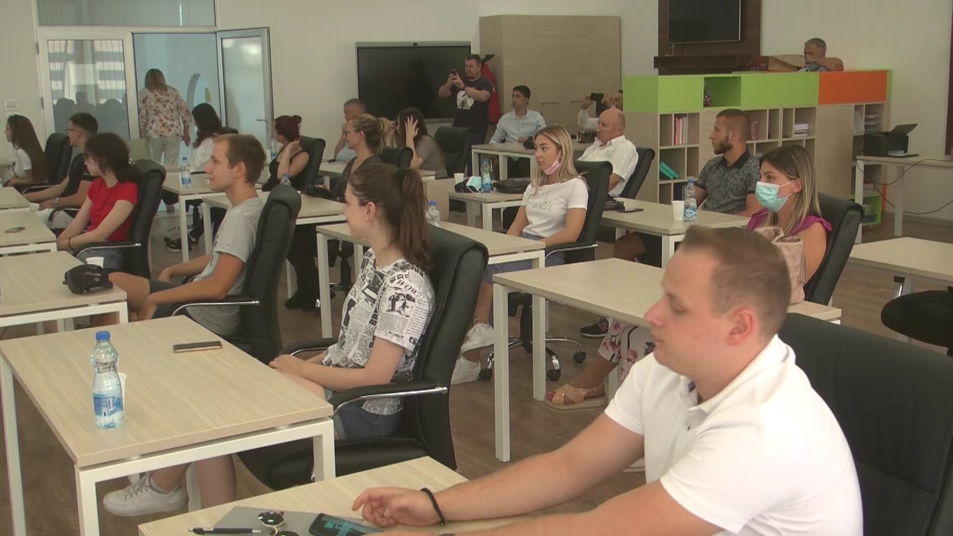 U okviru Međunarodnog dana mladih u Kruševcu održana radionica za mlade preduzetnike
