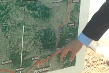 Radovi na Moravskom koridoru teku planiranom dinamikom – u Kruševcu se nastavljaju radovi na izgradnji i rekonstrukciji putne infrastrukture