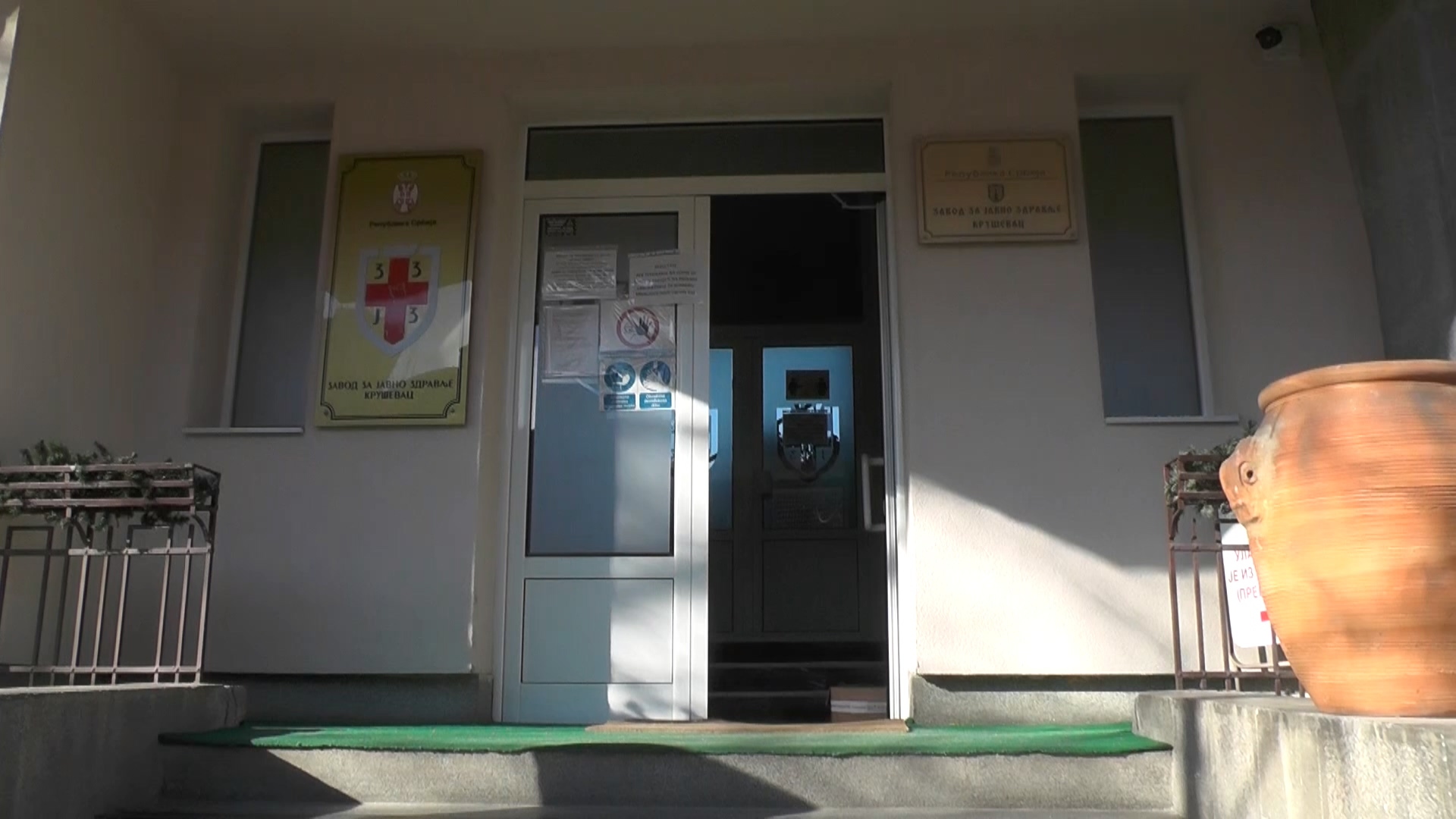 U Rasinskom okrugu prema poslednjim podacima od koronavirusa obolelo još 187 osoba: 88 u Kruševcu, 31 u Trsteniku, 30 u Aleksandrovcu