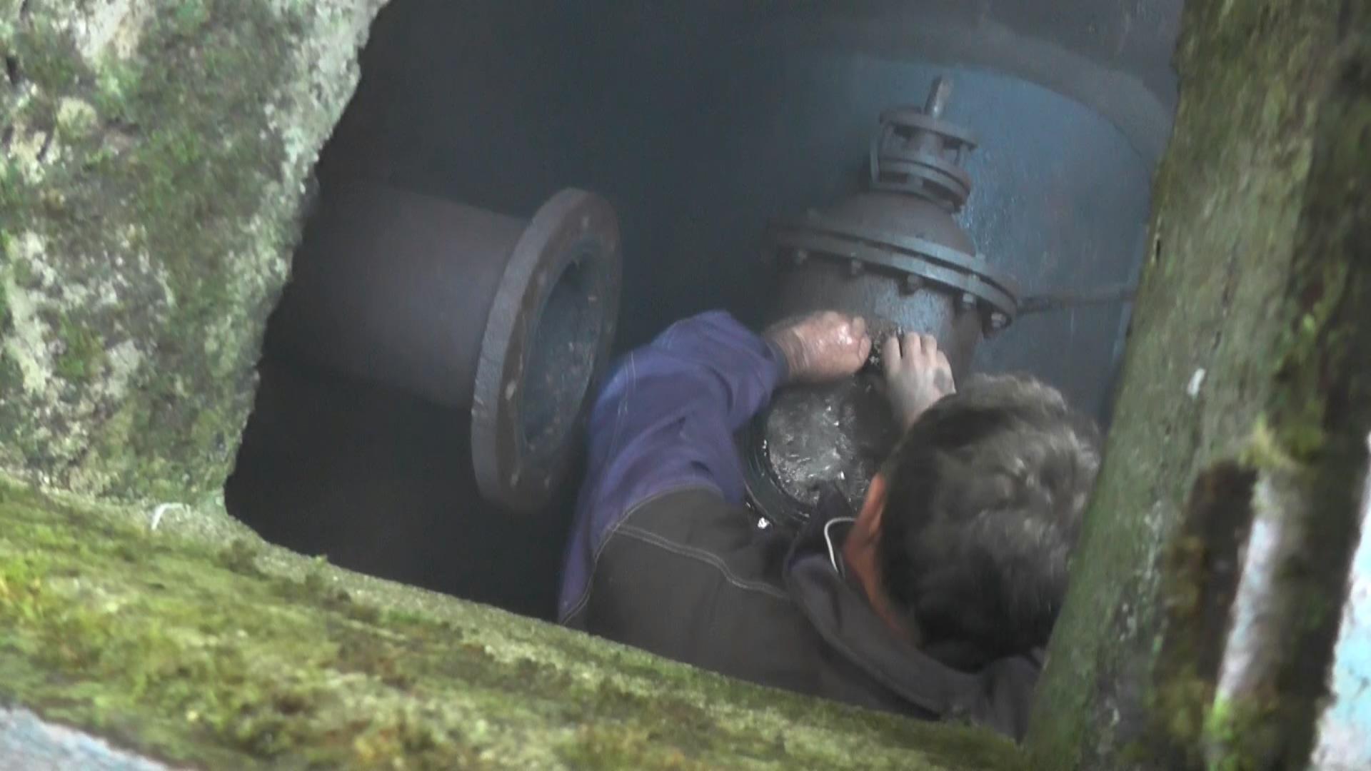Otklonjen kvar na magistralnom cevovovodu u Lipovcu-tehnička voda za sanitarne potrebe i kuvanje hrane
