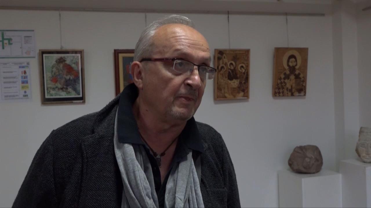 U Trsteniku otvorena retrospektivna izložba članova Kluba likovnih stvaralaca