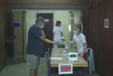 U Dijagnostički centar najviše dolaze stariji sugrađani po treću dozu vakcine