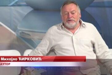 """""""Peščana oluja"""", deveta knjiga aforizama Mihajla Ćirkovića"""