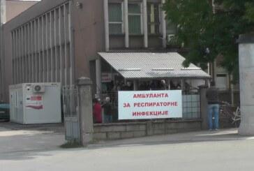 U Rasinskom okrugu na koronavirus pozitivno još 175 osoba – 63 sa teritorije grada Kruševca, u Aleksandrovcu 48, u Trsteniku 32