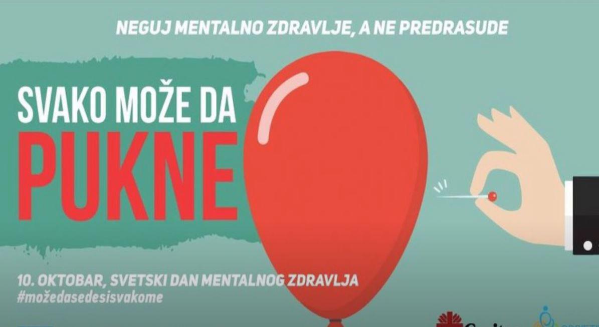 Međunarodni dan mentalnog zdravlja
