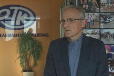Direktor ZZJZ Kruševac dr Predrag Pavlović: Zadnjih dana beleži se i preko 200 obolelih i to je veoma zabrinjavajuće