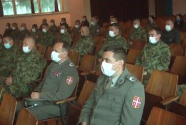 U Kasarni Car Lazar svečano obeležen Dan komande za razvoj Rasinske brigade