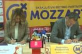 FK Napredak potpisao sponzorski ugovor sa kompanijom Mocart