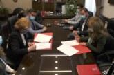 """Grad Kruševac sklopio ugovor o saradnji sa Fondacijom """"Zajedno za mlade – prof. dr Danica Grujičić"""""""