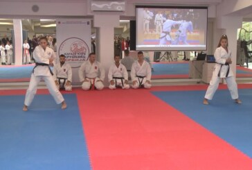 Karate klub Kruševac dobio novu salu za treninge
