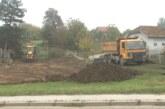 U Mesnoj zajednici Kaonik počeli radovi na izgradnji parka